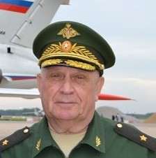 генерал-майор ветеринарной службы запаса Виталий Ветров