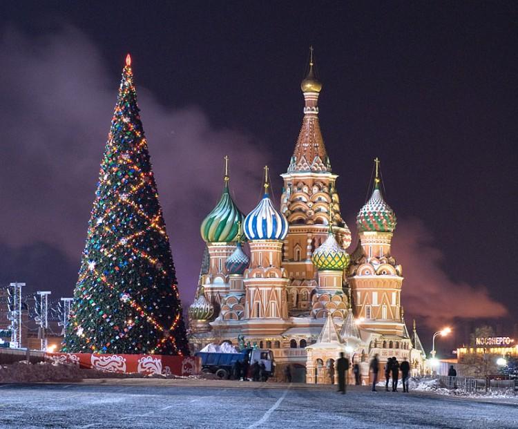 Кремлёвская ёлка