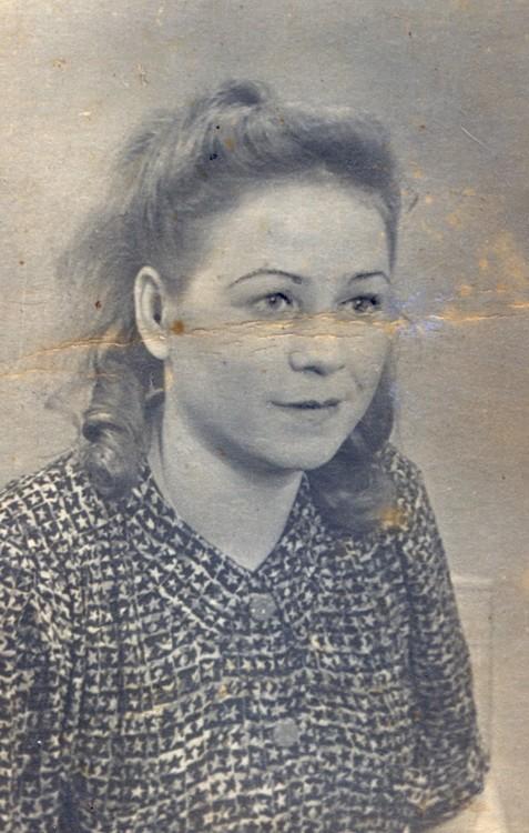 валентина Щербакова, Алма-Ата 1938га