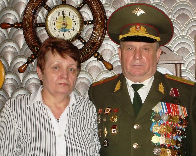 Ветровы Галина и Виталий