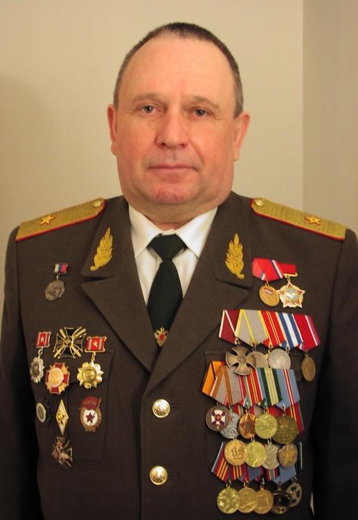 Главный ветеринарно-санитарный эксперт Вооруженных сил Российской Федерации, генерал-майор ветеринарной службы Виталий Петрович Ветров