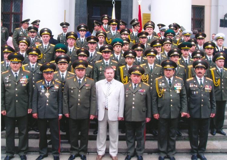 ВВИ, Первый выпуск офицеров Юрия Боева