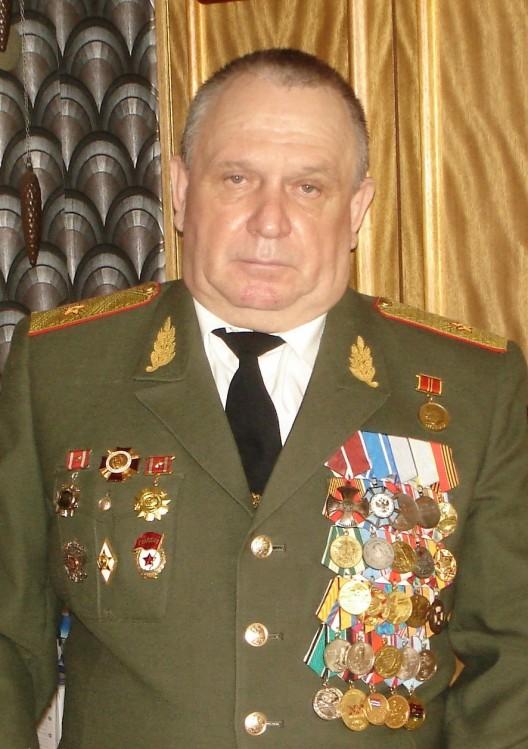 Главный ветеринарно-санитарный инспектор Вооруженных сил Российской Федерации.(1993-1998гг.)