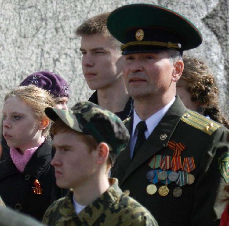 подполковник Пограничных войск ФСБ Виталий Злоказов