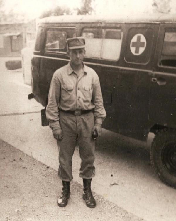 Ветеринарный фельдшер В. Дитятев,служил в лазарете 7 омсбр